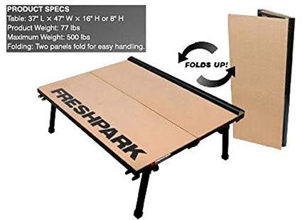 FreshPark Professional BMX and Skateboarding Fun Box