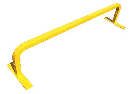 Mojo Split Rail, Yellow