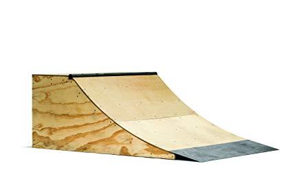 2ft. Professional Skateboard Quarter Pipe