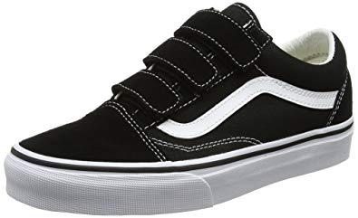 Vans Old Skool V (Suede/Canvas) Mens Skateboarding-Shoes VN-A3D29