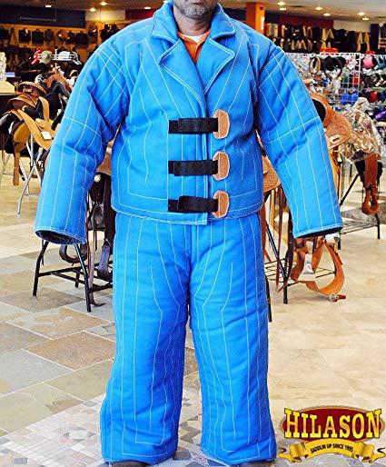 Large Body Protection Police Dog Training Bite Suit Jacket Paint K-9 Schutzhund