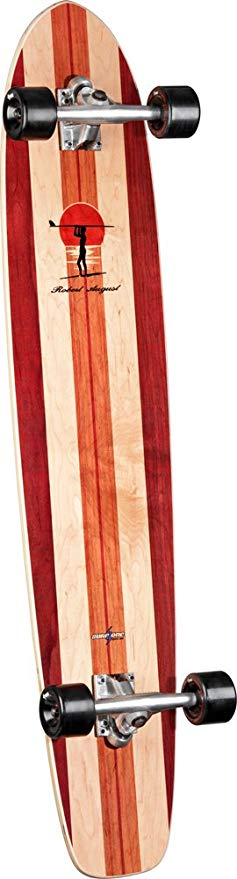 Surf One Robert August II Complete Longboard (8.875 x 43.75)